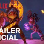 Maya y los tres (Serie de TV) – Soundtrack, Tráiler