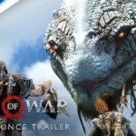 God Of War (PC, PS4) – Soundtrack, Tráiler